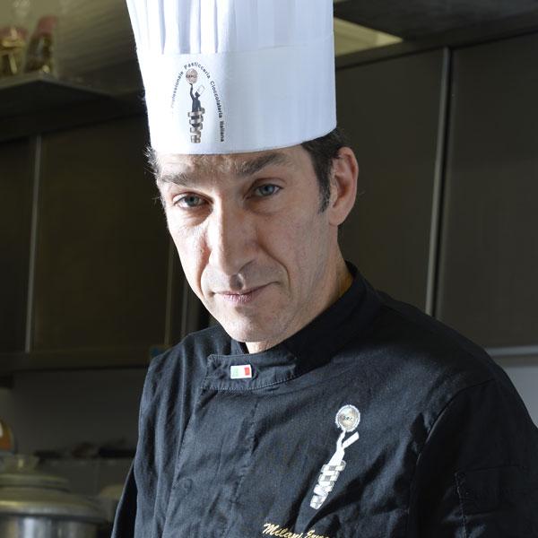 Ernesto Milani Pasticcere Cereal Lab Docente